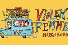 Violent Femmes - Odeon Theatre