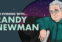 An Evening with Randy Newman at QPAC Concert Hall, Brisbane (AA)