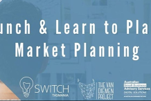 Lunch & Learn to Plan - Market Planning