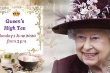Queen's High Tea Party