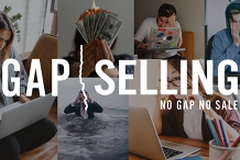 Gap Selling Training - WEBINAR!