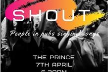 Our Shout 7th April