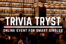 Trivia Tryst | Melbourne Singles (18+) | Online Event #245