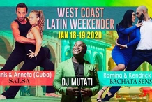 West Coast Latin Weekender