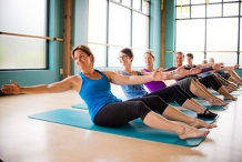 Thursday 10.15 am Matwork Pilates class