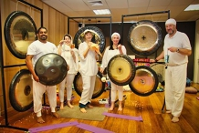 Overnight Gong Puja With Cathy Loughrey & Team