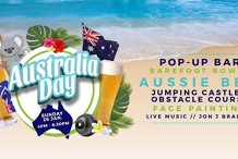 Australia Day at the Pop-Up Bar