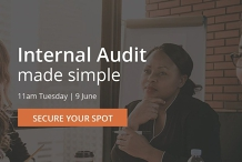 Internal Audit made simple