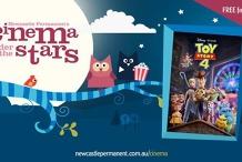 Cinema Under the Stars - Newcastle