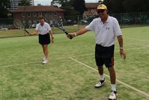 Meet & Play Seniors Festival - Western Suburbs Lawn Tennis