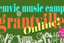 CMVic Music Camp 2020 (Grantville Online)