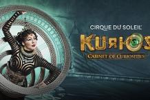 Cirque du Soleil: KURIOS - Cabinet des curiosités