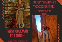Patsy Coleman EP Launch Party