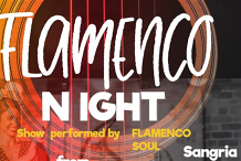Flamenco Soul at Bread and Butter