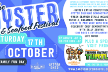 Oyster & Seafood Festival