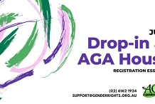 JULY: Drop-In with AGA