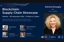 Blockchain: Supplychain Showcase