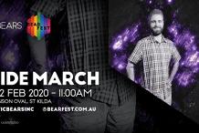 BearFEST 2020 - Pride March