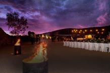 Parrtjima - A Festival In Light, invites you to Merne: A dinner in the desert