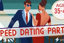 Speed Dating | ages 35-47 | Hobart