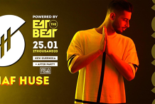 Eat The Beat : SHAF HUSE ft. Vive La Techno