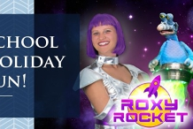 Roxy Rocket Magic Show
