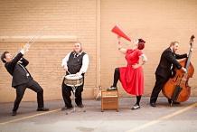 Davina & The Vagabonds at Adelaide Cabaret Festival