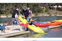 Come and Try Kayaking (8+ years + adults)