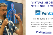 Virtual Medtech Pitch Night with Pen CS