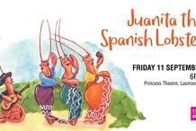 Juanita The Spanish Lobster - Launceston