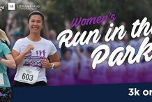 Women's Run in the Park Series