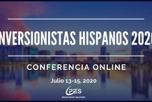 INVERSIONISTAS HISPANOS 2020 ONLINE - Conferencia internacional