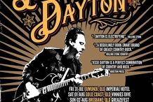Jesse Dayton at Django at Camelot