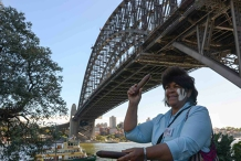 The Rocks Dreaming Aboriginal Heritage Walking Tour with Dreamtime Southern X
