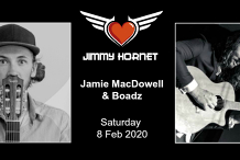 Back to Back - Jamie MacDowell and Boadz