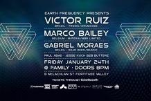 Victor Ruiz • Marco Bailey • Gabriel Moraes at The Family