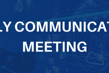 Family Communications Meeting - May
