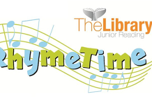 Rhyme Time at Warrnambool Library - Friday 10:30am