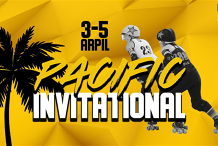 Pacific Invitational 2020 - Roller Derby Tournament