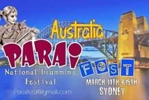 PARAI FeST2020-National Drumming Festival