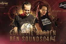 GKM / Collette Warren & Ben Soundscape