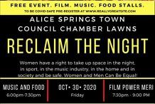 Power Meri Screening - Reclaim The Night