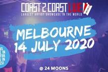 Coast 2 Coast LIVE | Melbourne, Australia July 14th, 2020