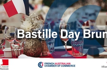 WA | 2020 Bastille Day Brunch @ Chez Pierre
