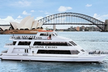 Christmas Day Dinner Cruise MV Vagabond Spirit