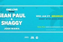 One Love Presents - Sean Paul & Shaggy (Melbourne)