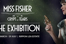 Miss Fisher and the Crypt of Tears Exhibition