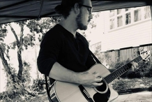 Braden Gray Performing Live at The Waves
