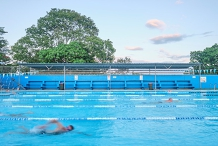 TRAC Kingscliff Lane Booking 25m Pool