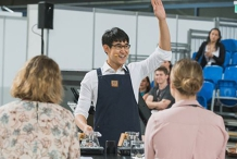 Coffee Experience Sessions - Isaac Kim